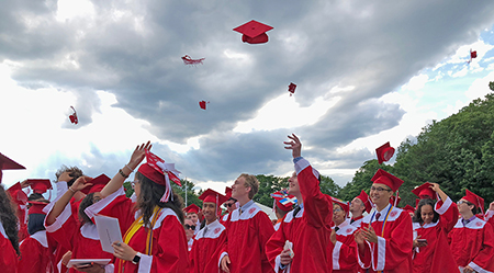 Pomp and Circumstance: Graduation 2018