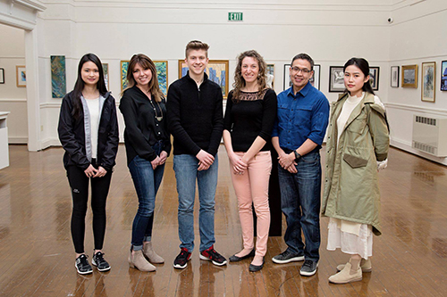 Scholastic Art and Writing Awards winners